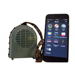 Bocina Bluetooth iHunt XSB Electronic Game Call Combo.