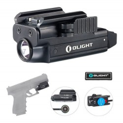 Linterna recargable Olight Bundle PL MINI Valkyrie Cree LED 400 Lumen